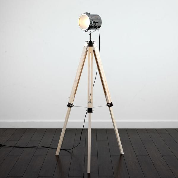 Marine Tripod Floor Lamp Light