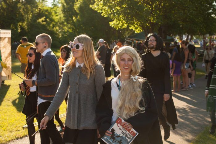 Muggles, witches, and wizards alike are sure to be enchanted by this unique gathering. Despite the fact that the festival is only in its second year of operation, there's plenty of magic in store.