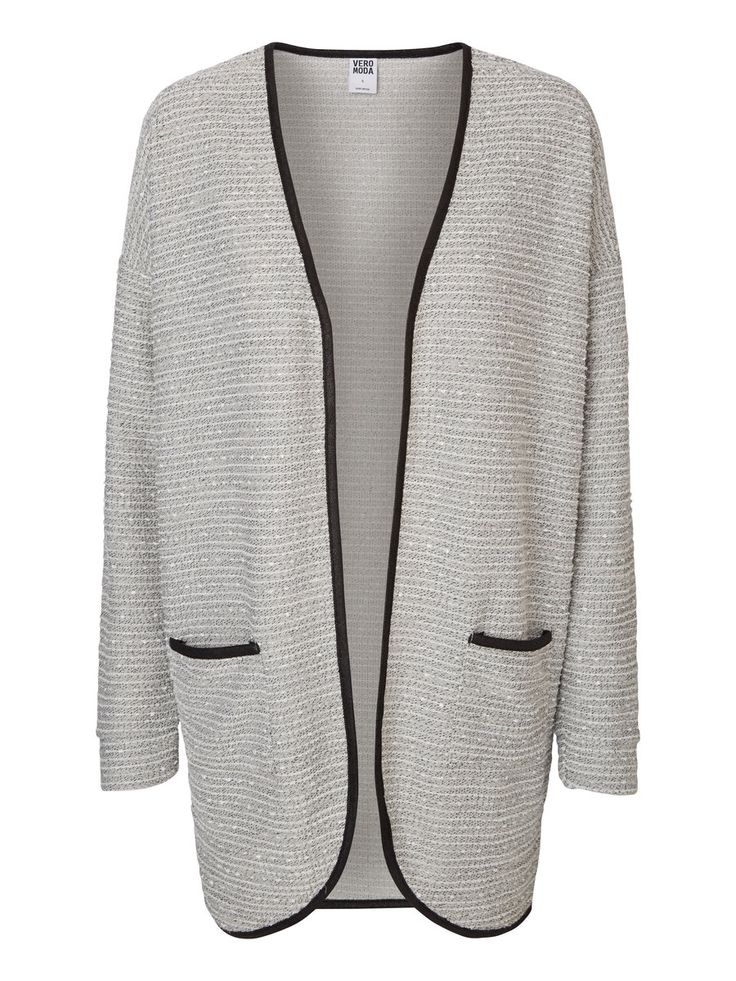 Long knitted VERO MODA cardigan for the cool winter season.