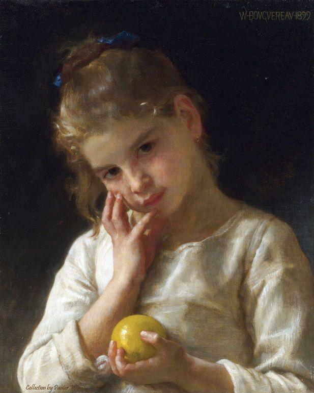 William-Adolphe Bouguereau (1825-1905)