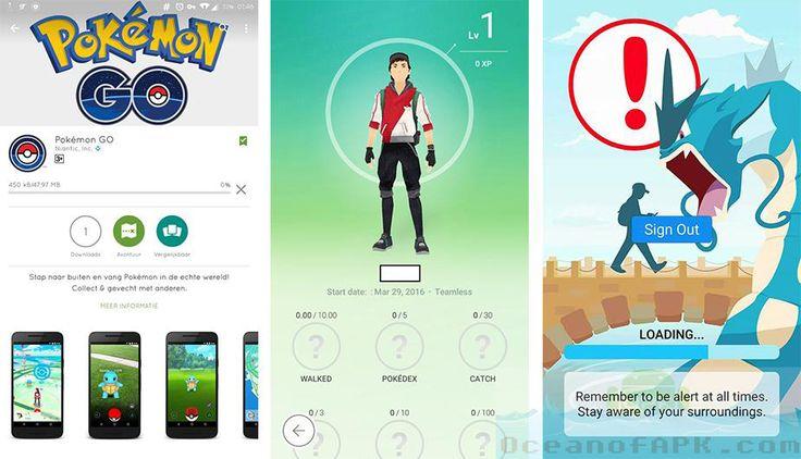 Pokemon GO APK Download For Free.