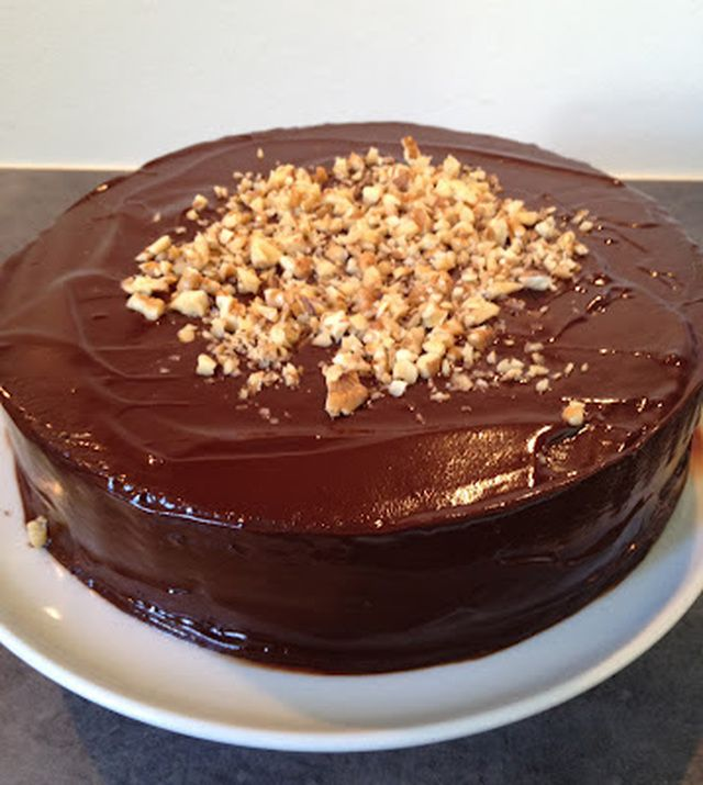 Verdens bedste chokoladekage - myTaste.dk
