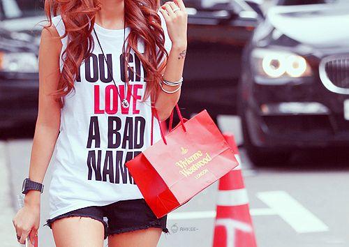 Not a big Bon Jovi fan, but loving the T-shirt