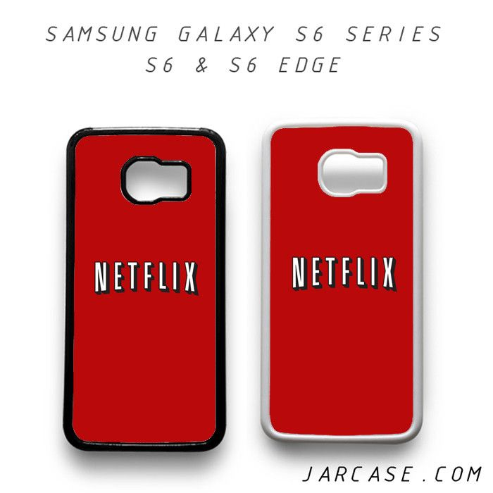 netflix Phone case for samsung galaxy S6 & S6 EDGE