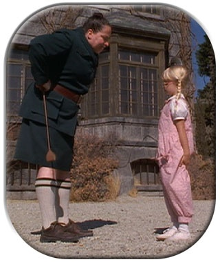 The Trunchbull... I love this movie!!