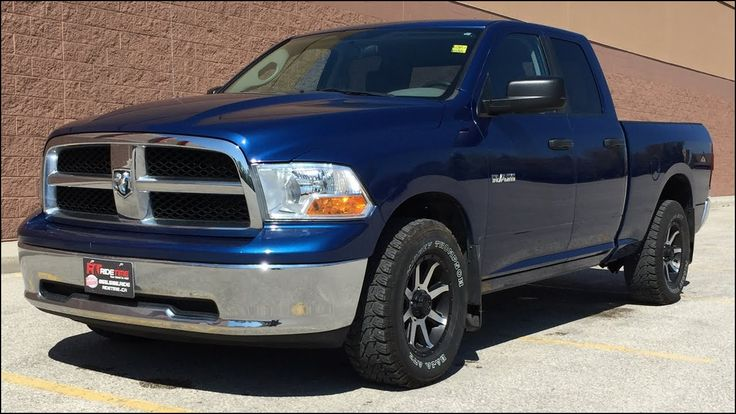 Dodge Ram 1500 Wheel and Tire Packages