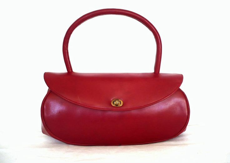 39 best JG Style: Red Handbags images on Pinterest | Vintage ...