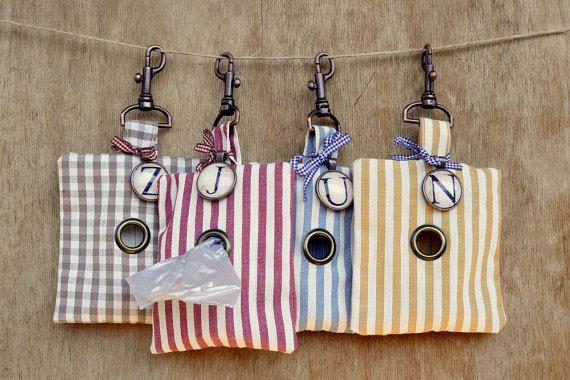 Porta-sacchetti di Notinsanity su Etsy