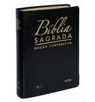 Biblia Sagrada Comparativa Extra-Gigante (Luxo Preta)