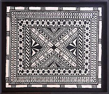 Niuean tapa, polynesian art
