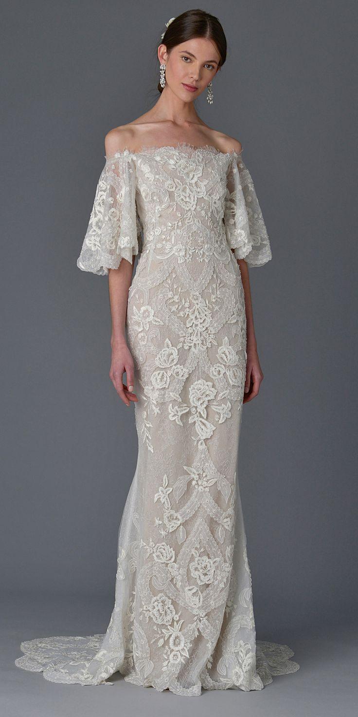 LOVE FIND CO. // Marchesa // New York Bridal Market - Spring 2017