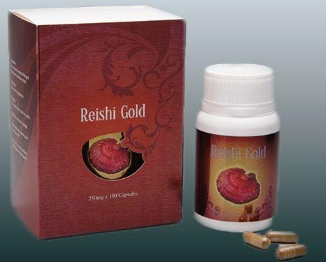 Reishi Gold A Reishi Gold 100%-ban a Ganoderma lucidum gomba termőtestéből készült kivonatból áll. A Ganoderma lucidumot régóta elismert gyógy-gombaként tartják számon az egészségiparban, és az egé…