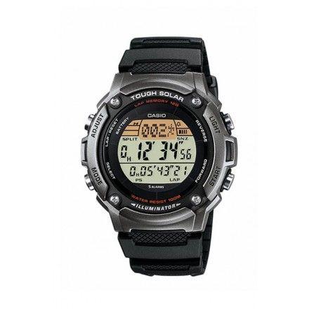 Casio Tough Solar heren horloge W-S200H-1AVEF