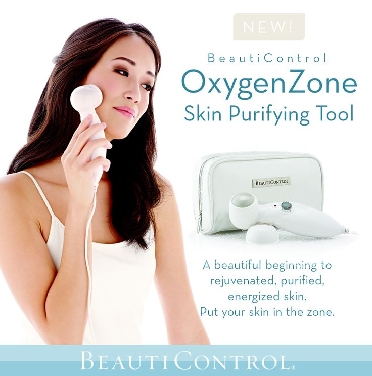 My new favorite item!! beautiful beginning to rejuvenated, purified, energized skin. Put your skin in the zone. Rejuvenate your skin with BeautiControl's OxygenZone™ Skin Purifying Tool. Simply massage clean, dry skin in small circular motions for 1-2 minutes to: Produce ozone and warmth to promote healthier-looking, clearer, more radiant skin Energize skin Reduce the appearance of redness Purify skin Reduce the appearance of an oily complexion  Put your skin in the zone… the beauti zone.