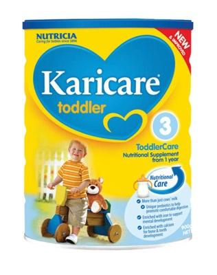 Step 3 - Toddler Care http://www.shopnewzealand.co.nz/en/c/Karicare