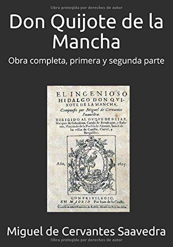 PDF DOWNLOAD Don Quijote de la Mancha: Obra completa, primera y segunda parte (Spanish Edition) Free PDF - ePUB - eBook Full Book Download Get it Free >> http://library.com-getfile.network/ebook.php?asin=1973491176 Free Download PDF ePUB eBook Full Book Don Quijote de la Mancha: Obra completa, primera y segunda parte (Spanish Edition) pdf download and read online
