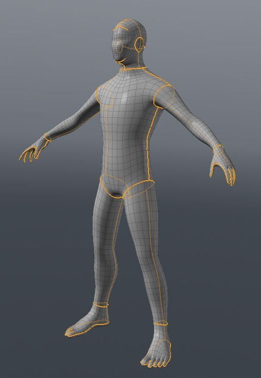 Character UV mapping tips by Henning Sanden: | all i need ...