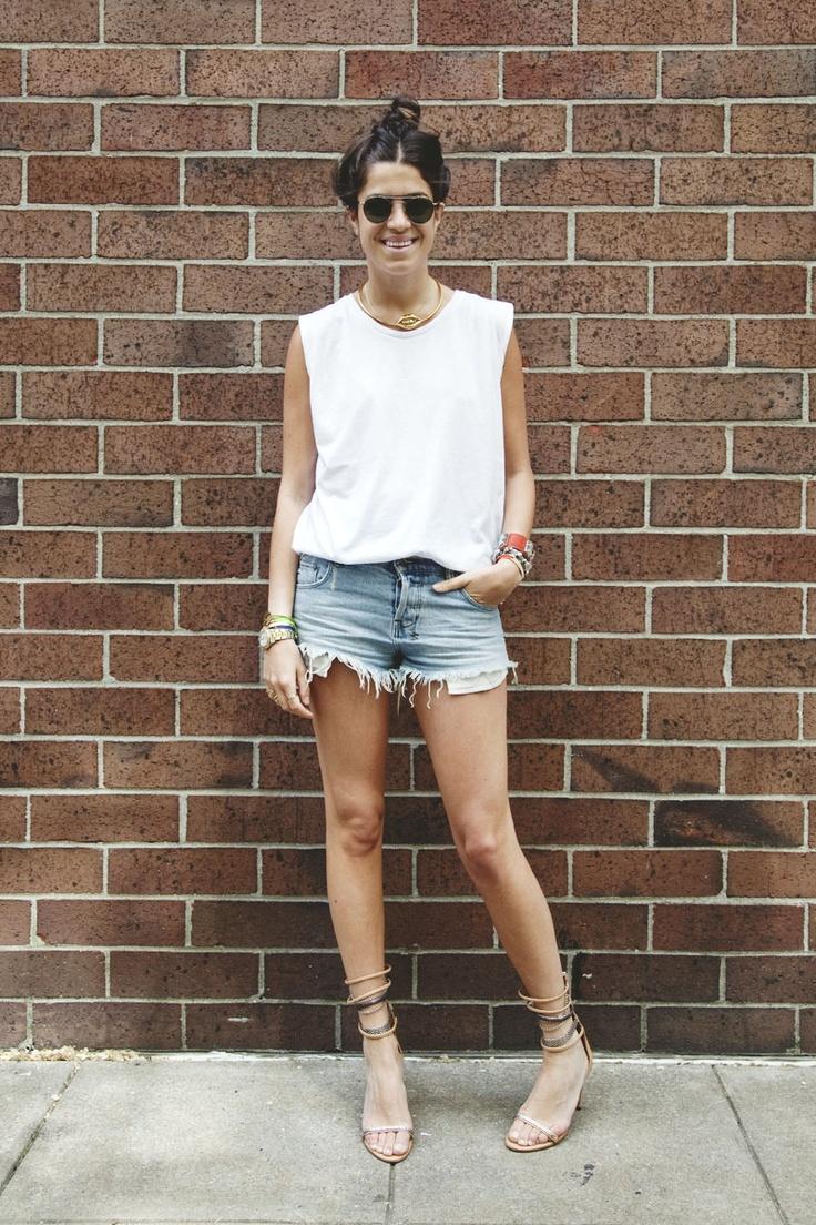 Plain n simp.: Girls Crushes,  Minis, Summer Casual, Manrepel, Denim Cutoffs, Muscle Shirts, Leandra Medine, Jeans Shorts, Cutoffs Shorts