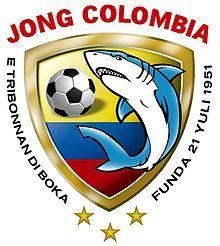 1951, CRKSV Jong Colombia  (Boca Samí, Curaçao) #CRKSVJongColombia #BocaSamí #Curaçao (L13401)