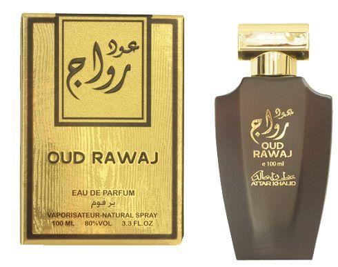 Soutěž o luxusní parfémovanou vodu OUD RAWAJ EDP