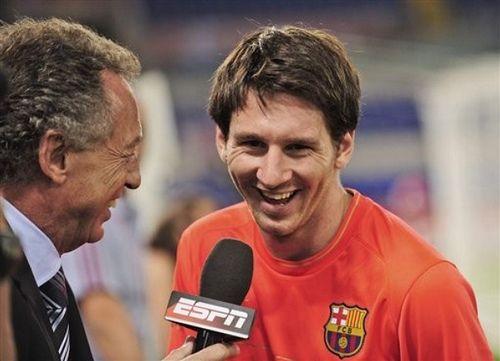 messi.oldalad.hu - Messi interjúk