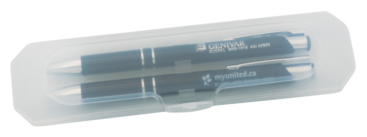 Pen and mechanical pencil gift set