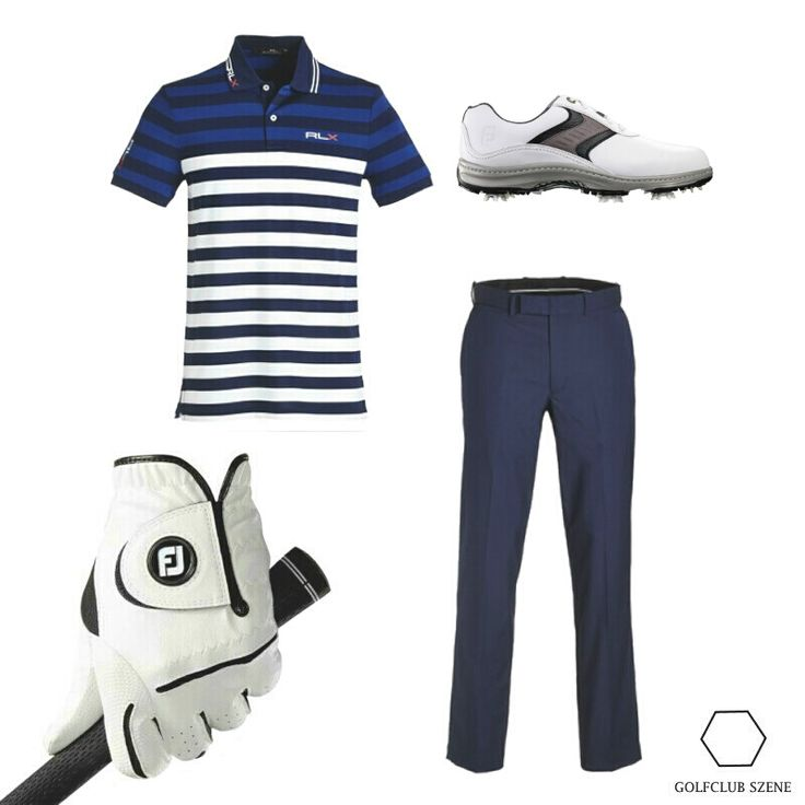 Outfit RLX, Footjoy
