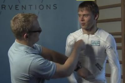 Electronic Bodysuit Helps Patients with Nerve Disorders -  Pinned by @PediaStaff – Please Visit ht.ly/63sNt for all our pediatric therapy pins