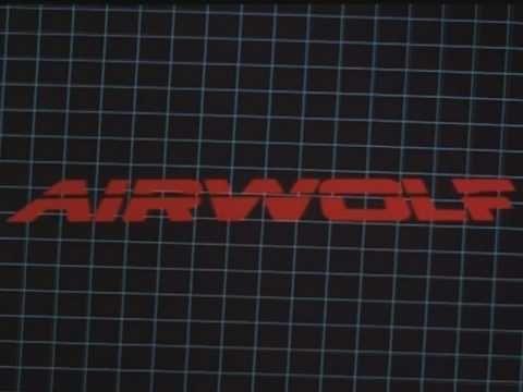 Airwolf intro (high quality)