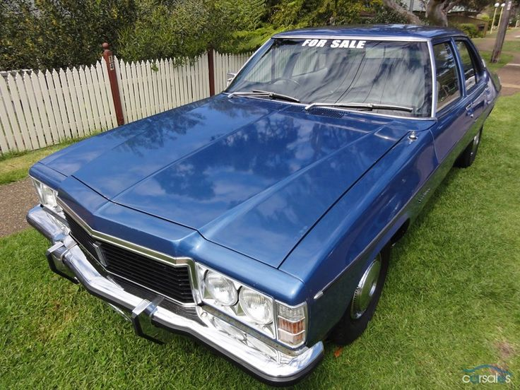 1975 Holden Premier HJ looks like my first Holden great beast but hungry on the juice
