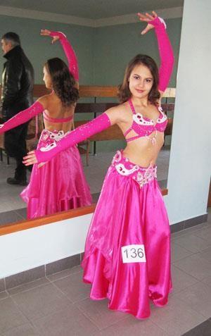 Восточные костюмы для девочек