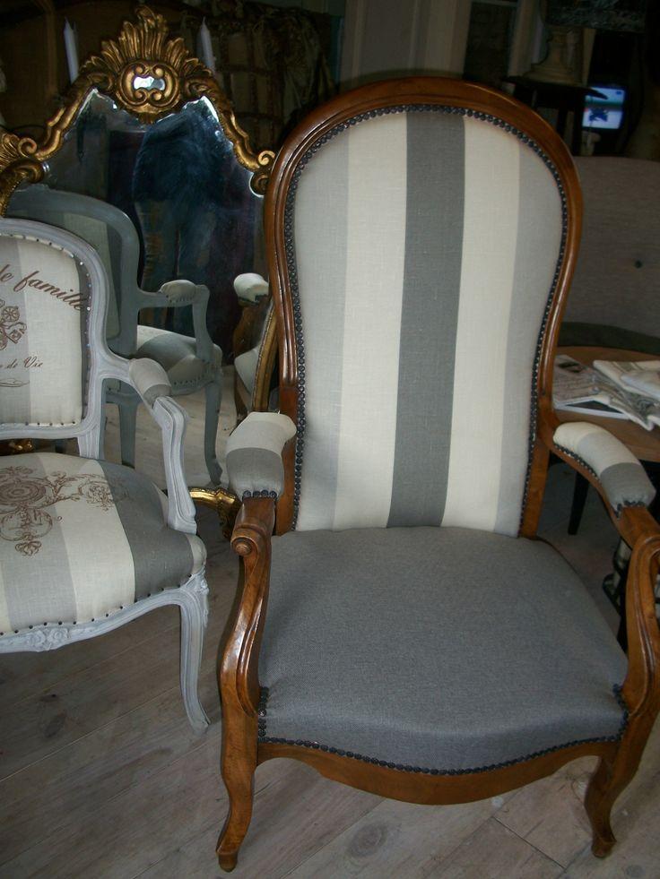 1000 ideas about fauteuil voltaire on pinterest retapisser un fauteuil capitonnage and. Black Bedroom Furniture Sets. Home Design Ideas