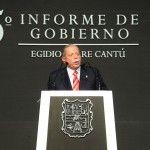 Presenta Egidio Torre Cantú su Quinto Informe de Gobierno