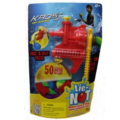 Tie-Not | Products | Tie-Not | easiest way ever to tie water balloons quickly and painlessly