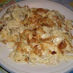 Easy Turkey Tetrazzini Recipe on Yummly