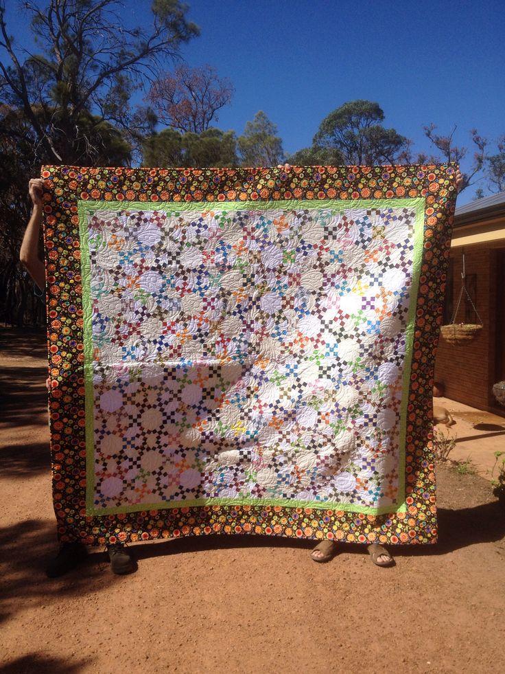 34 Best Jack S Chain Quilts Images On Pinterest Quilt
