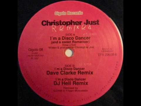 Christopher Just - I'am a Disco Dancer (and a sweet romancer).wmv - YouTube