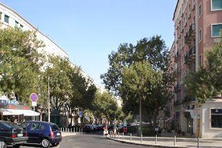 Av. Guerra Junqueiro, Lisboa
