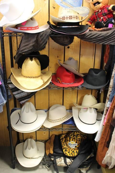 Cowboy hats up the wazoo....Yahoo!