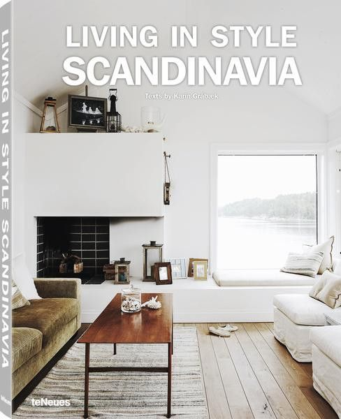 Living In Style Scandinavia Coffee Table Book Best Home DesignLiving