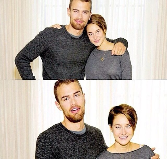 They should married ~Divergent~ ~Insurgent~ ~Allegiant~