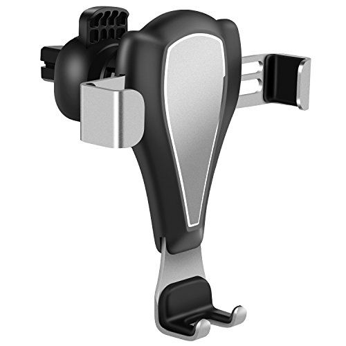 Car Phone Mount, Universal Cell Phone Car Holder with Gravity Auto Lock Clamp & Spring Clip for Air Vent, Suitable for iPhone X/8/7/6 Plus, Galaxy S8 Plus, Nexus, Huawei P10 Plus, LG  https://topcellulardeals.com/product/car-phone-mount-universal-cell-phone-car-holder-with-gravity-auto-lock-clamp-spring-clip-for-air-vent-suitable-for-iphone-x-8-7-6-plus-galaxy-s8-plus-nexus-huawei-p10-plus-lg/  【LINKAGE OF GRAVITY】It's clamped by gravity linkage, more stable. Ea