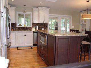 17 best images about kitchen remodel ideas for split entry for Split foyer kitchen ideas