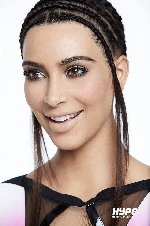 Kim Kardashian West for Hype Energy USA
