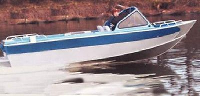 22' Aluminum Fishing Boats