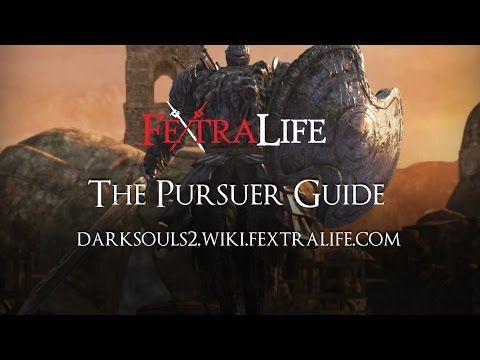 Pursuer Boss Guide - Dark Souls 2 - http://freetoplaymmorpgs.com/dark-souls-3/pursuer-boss-guide-dark-souls-2