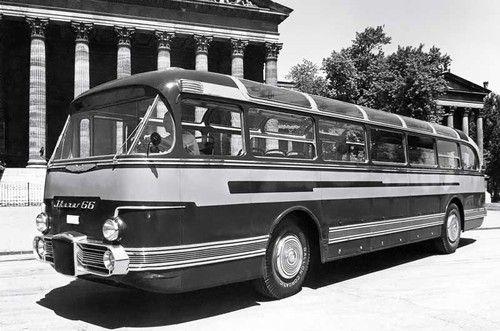 1958 ikarus-66 proto