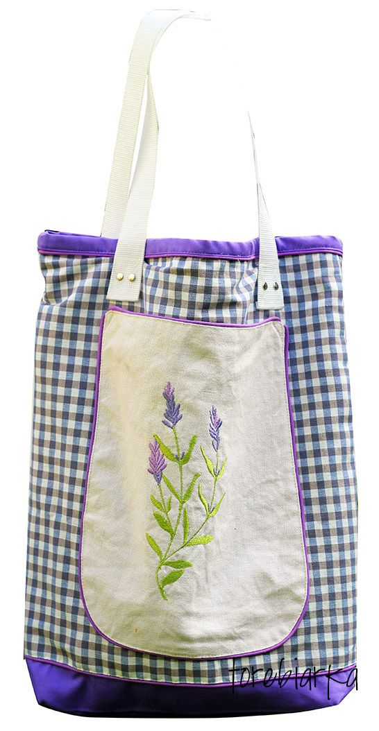 magic bag of Provence with lavende