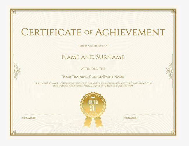 تصميم عالية الجودة الشرف ميداليات نماذج شهادة تصميم شهادة Teaching Letters Certificate Of Achievement Certificate