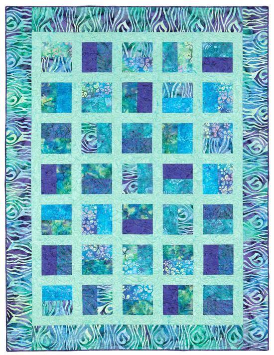 Best 25+ Batik quilts ideas on Pinterest | Quilts, Stained glass ... : quilt patterns for batiks - Adamdwight.com